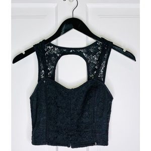 Urban Outfitters // Kimchi Blue Eyelet Bustier